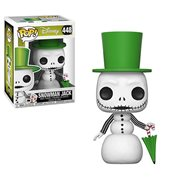 Nightmare Before Christmas Snowman Jack Pop! Vinyl Figure #448