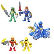 Power Rangers Playskool Heroes Action Figures Wave 1