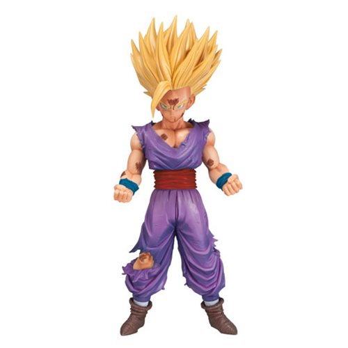 Dragon Ball Z Master Stars Piece Son Gohan Special Color Version Statue