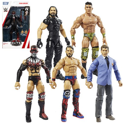 WWE Elite Collection Series 70 Action Figure Case