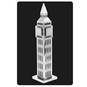 Big Ben Tower Metal Earth Model Kit