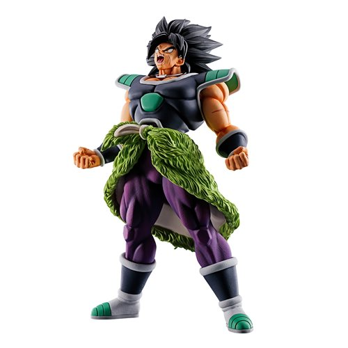 Dragon Ball Broly Angry History of Rivals Ichiban Statue