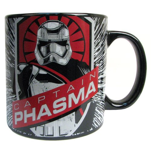 Star Wars: Episode VII - The Force Awakens Captain Phasma 20 oz. Ceramic Mug