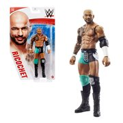 WWE Ricochet Basic Series 114 Action Figure, Not Mint