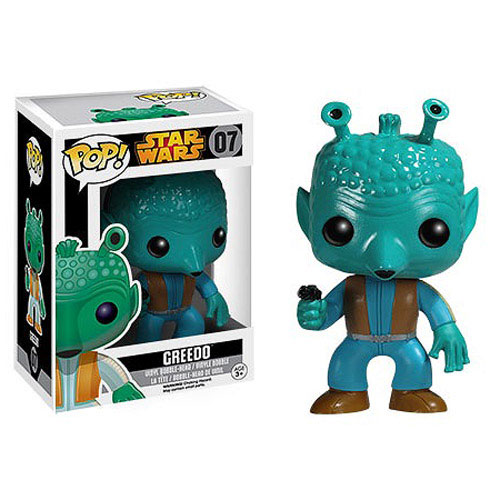 Star Wars Greedo Pop! Vinyl Bobble Head