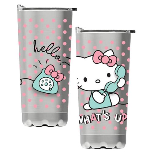 Hello Kitty 20 oz. Stainless Steel Vacuum Tumbler