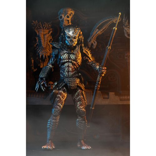 Predator 2 Ultimate Guardian 7-Inch Scale Action Figure