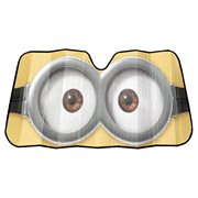 Minions Eyes Accordion Sunshade