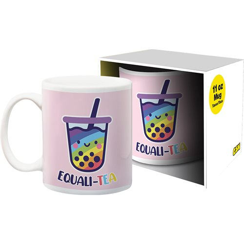 Pride Equali-Tea 11 oz. Mug