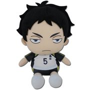 Haikyu!! S2 Akashi Sitting Pose 7-Inch Plush