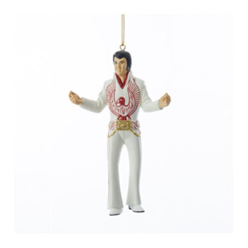 Elvis Presley Red Phoenix Suit 5-Inch Figural Resin Ornament