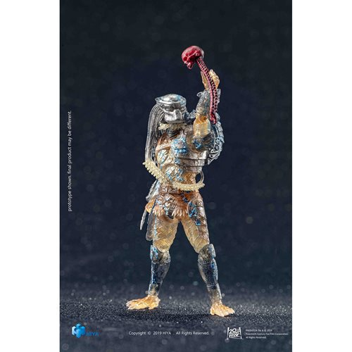 Predator Water Emergence Jungle Hunter 1:18 Scale Action Figure - Previews Exclusive