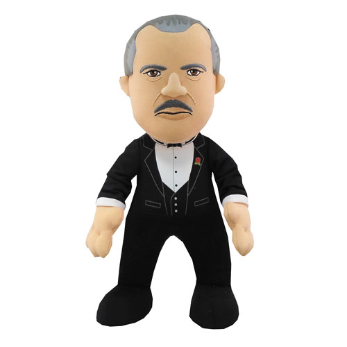 The Godfather Don Vito Corleone 10-Inch Plush Figure