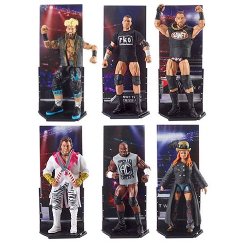 WWE Elite Collection Series 49 Action Figure Case