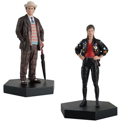 Doctor Who Collection Companion Set #11 7th Doctor and ACE Figures