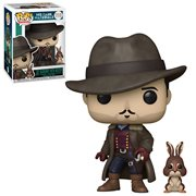 His Dark Materials Lee Pop! Vinyl Figure with Hester Buddy
