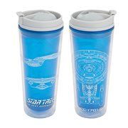 Star Trek The Next Generation 16 oz. Acrylic Travel Tumbler