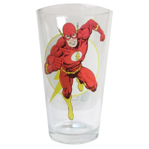 Flash Toon Tumbler Pint Glass