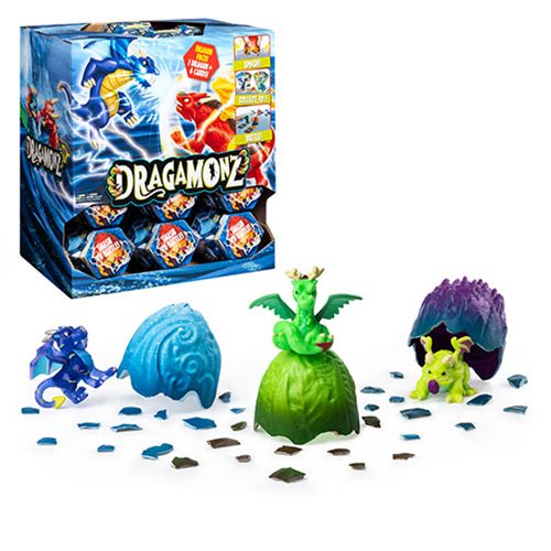 Dragamonz Dragon Blind Pack Random Mini-Figure