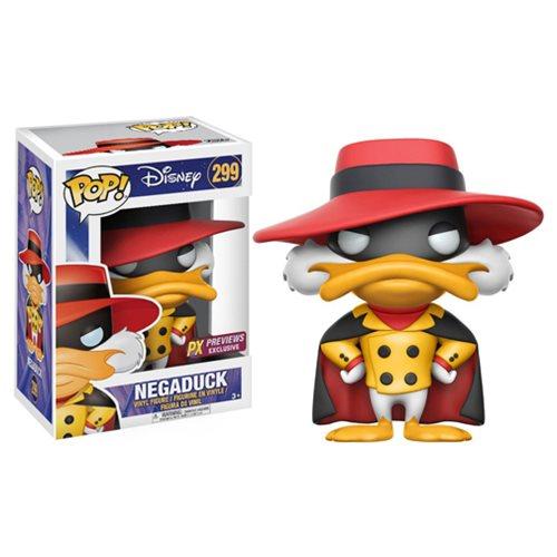 Картинки по запросу Pop! Disney - Darkwing Duck - Nega Duck Exclusive