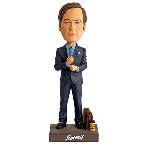Better Call Saul Jimmy McGill Bobblehead
