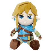 Legend of Zelda: Breath of the Wild Link 12-Inch Plush