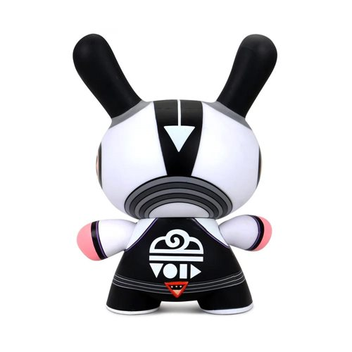 Kidrobot Void Mecha Half Ray by Dirty Robot 5-Inch Dunny Vinyl Figure