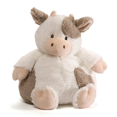 Chub Cow 10-Inch Plush