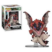 Monster Hunter Rathalos Pop! Vinyl Figure #293, Not Mint