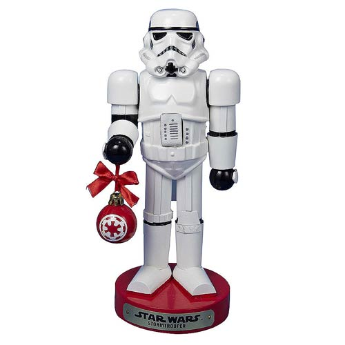 Star Wars Stormtrooper 10-Inch Nutcracker