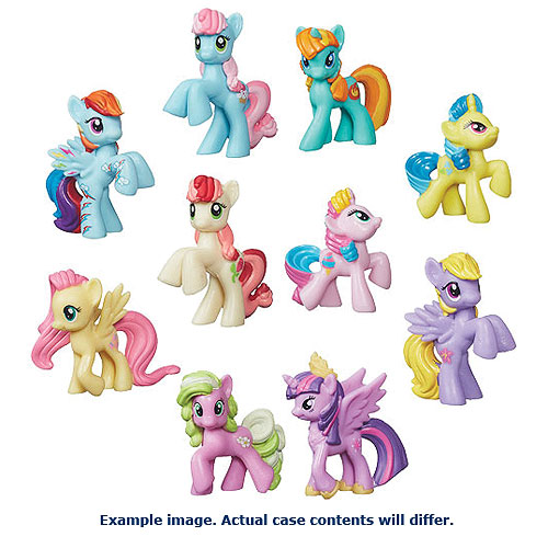 My Little Pony Blind Bags Wave 3 Case Entertainment Earth