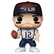 NFL Patriots Tom Brady (Super Bowl Champions LIII) Pop! Vinyl Figure