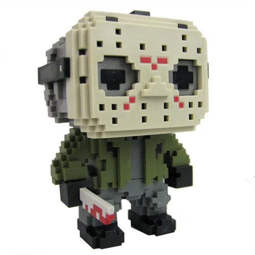 Friday the 13th Jason Voorhees 8-Bit Pop! Vinyl Figure #23