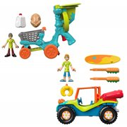 Scooby-Doo Imaginext Feature Playset Case