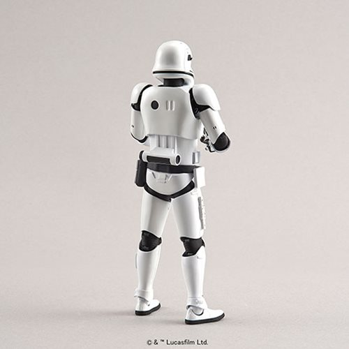 Star Wars First Order Stormtrooper 1:12 Scale Model Kit