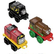 Thomas & Friends Mini-Figure 3-Pack Case
