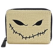 Nightmare Before Christmas Oogie Boogie Zip Wallet