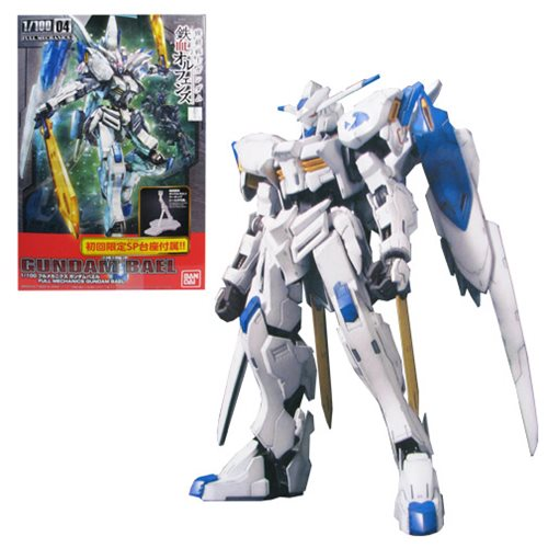 Gundam: Iron-Blooded Orphans Bael Full Mechanics 1:100 Scale Model Kit