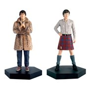 Doctor Who Collection Companion Set #6 2nd Doctor and Jamie McCrimmon Figures