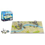 London England Mini 4D Puzzle