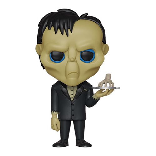 Addams Family Lurch with Thing Pop! Vinyl Figure, Not Mint