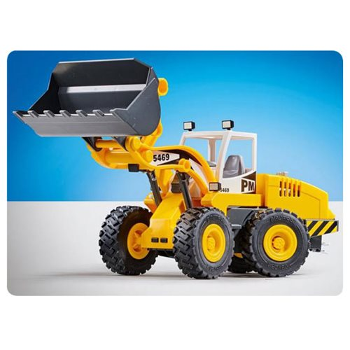 Playmobil 6598 Front Loader
