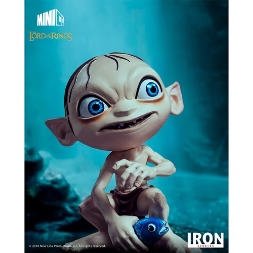 Lord of the Rings Gollum Mini Co. Vinyl Figure
