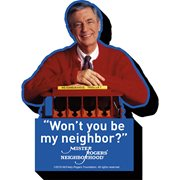 Mr. Rogers Neighbor Funky Chunky Magnet