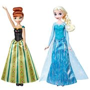 Frozen Singing Dolls Wave 1 Set
