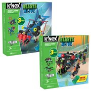 K'NEX Beasts Alive! Robo-Jaws and Robo-Croc 2-Pack