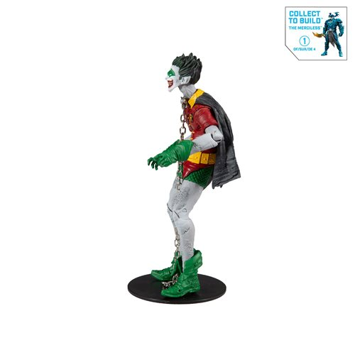 DC Multiverse Collector Wave 2 Robin Crow 7-Inch Scale Action Figure