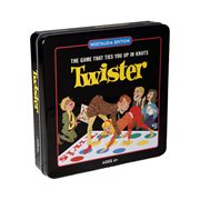 Twister Nostalgia Tin Game