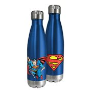 Superman 18 oz. Stainless Steel Water Bottle
