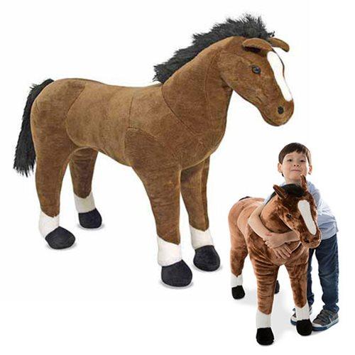 Horse Plush Toy Entertainment Earth